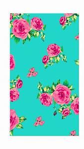 Floral wallpaper/lock screen/background