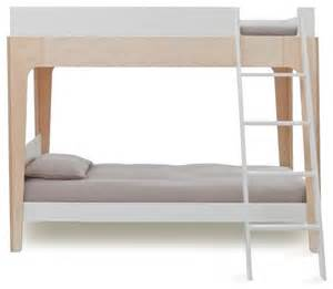 oeuf perch bunk bed modern bunk beds by fawn forest