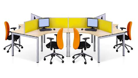 Office Workstation And Partition The Office Furniture