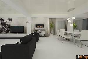 Design Interioare Case Stil Clasic Modern - Amenajari De Lux