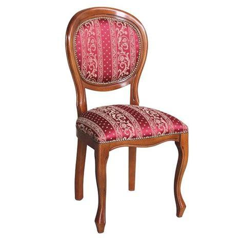 chaise style louis philippe chaise louis philippe dossier rembourré achat vente