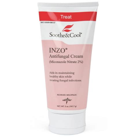 Soothe Cool Inzo Antifungal Cream Msc095635