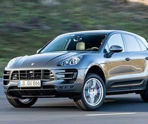 4x4 Porsche Macan : cars experts 4x4 cars ~ Medecine-chirurgie-esthetiques.com Avis de Voitures