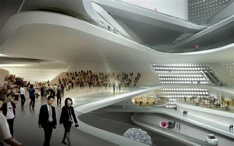 national art museum  china  unstudio