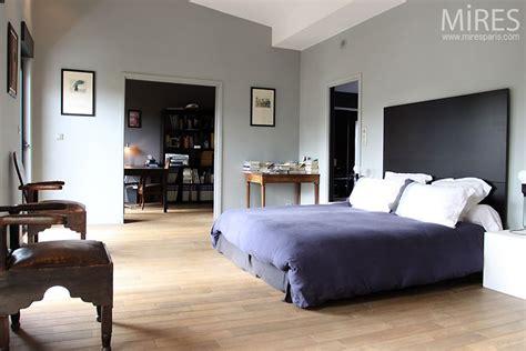 chambre gris et bleu grande chambre gris bleu c0476 mires