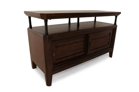 Park Console by Broyhill Estes Park Console Table Mathis Brothers Furniture