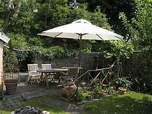 sonnenschirm oder sonnensegel im garten was ist besser With französischer balkon mit sonnenschirm rechteckig zum kippen