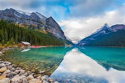 Canada Alaska Alberta Rockies Highlights Cruise Lake