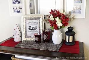 Entrancing Design Ideas Of Christmas Table Arrangement