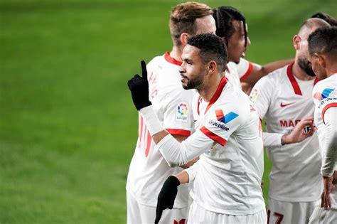 Youssef En-Nesyri delivers knockout blow for Sevilla as ...