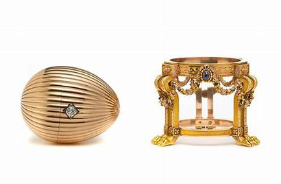 Egg Imperial Easter Lost Faberge Eggs Third