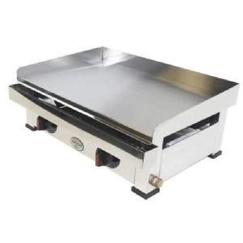 plancha 224 gaz 60cm plaque de cuisson en inox achat vente plancha plancha 224 gaz 60cm plaque