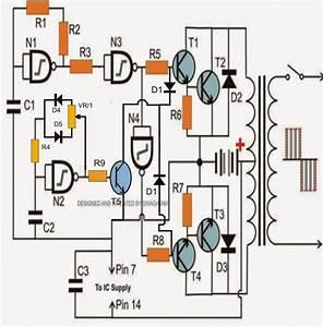 7 Modified Sine Wave Inverter Circuits Explored