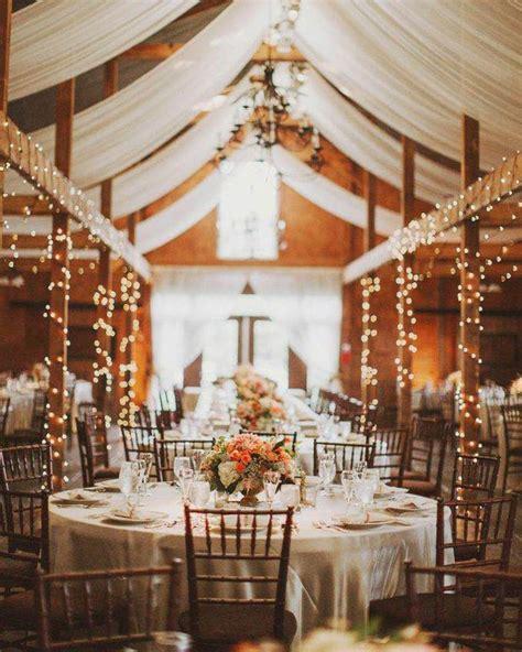 rustic fall barn wedding ideas