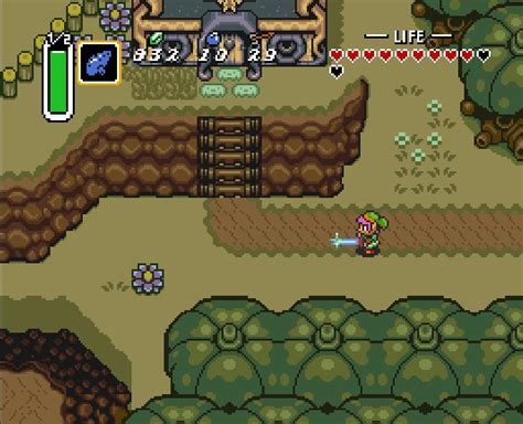 Legend Of Zelda The A Link To The Past Usa Rom