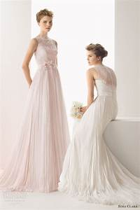 soft by rosa clara 2014 wedding dresses wedding With soft pink wedding dress