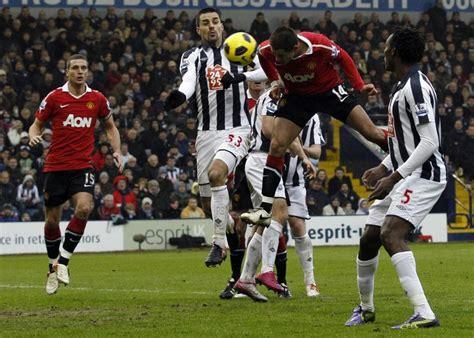 Premier League - West Brom Vs Manchester United Live Coverage