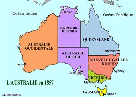 La Geographie De L' Oceanie