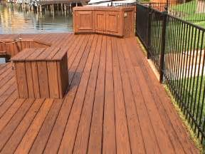 Best Solid Deck Stain Color