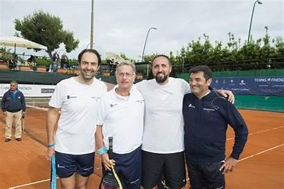 Tennis Friends Insieme Salute Tutti Giusti Neri