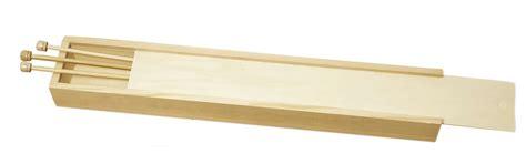 Box Aus Holz by Jackenstricknadel Box Aus Holz Kaufen Buttinette
