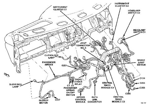 2015 Dodge Ram 2500 Wiring Harnes Ac Controll by I A 2001 Dodge 2500 Cab 4x4 Diesel I Am Trying