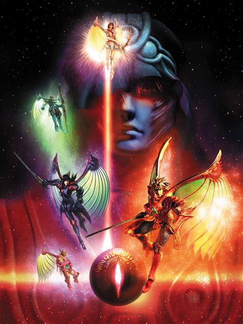 Dart Feld The Legend Of Dragoon Wiki Fandom Powered By