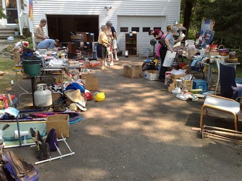 Garage Sales by Garage Sales Are They Worth The Effort West Coast Self
