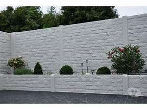 Cloture Beton Imitation Bois : cl tures en b ton 2 faces aix en provence 13100 ~ Dailycaller-alerts.com Idées de Décoration