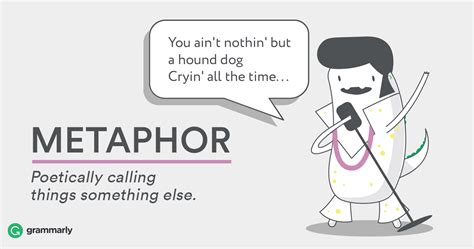 metaphor definition  examples grammarly