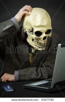 Skeleton Computer Meme - confused skeleton blank template imgflip