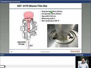Webinar  Downstream Options For Extrusion