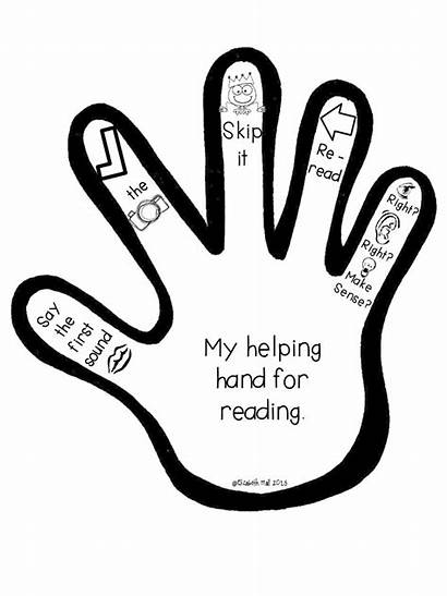 Reading Helping Hand Strategies Teaching Readers Hands