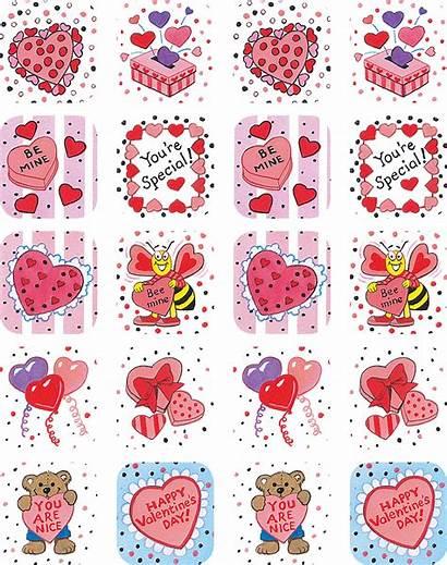 Stickers Valentine Teacher Valentines Created Resources