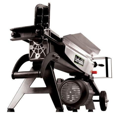 25 Ton Floor Home Depot by Powermate 25 Ton 208cc Gas Log Splitter Pls20825 The