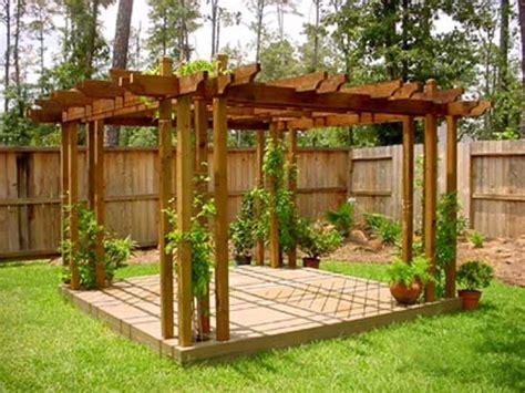 backyard arbors 10 easy accents for your garden home n gardening tips
