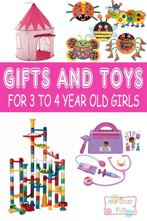 Best Gifts For 3 Year Old Girls In 2017  Itsy Bitsy Fun