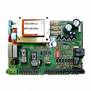 Carte Electronique Portail : accessoire adyx carte de gestion mps450 1450 ~ Melissatoandfro.com Idées de Décoration