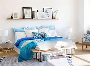 10 ideas para decorar la pared del cabecero de la cama con