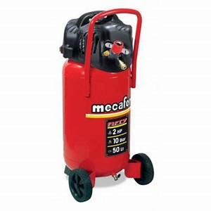 Compresseur 100 Litres Brico Depot : compresseur vertical mecafer 50l 2 hp castorama ~ Dailycaller-alerts.com Idées de Décoration
