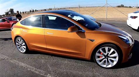 13+ Tesla 3 Drag Race 1 8 Mile Gif