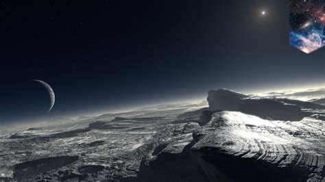 Pluto ice volcanoes? NASA space probe finds evidence of ...