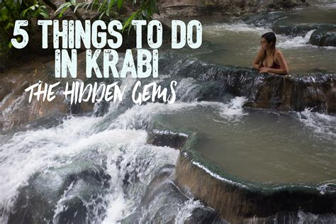 5 Things To Do In Krabi The Hidden Gems  Elite Jetsetter