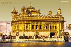 Golden Temple HD Wallpaper - WallpaperSafari
