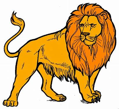 Clipart African Animals Cliparts Lion Clip