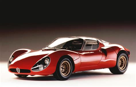 Vintage Alfa Romeo by Vintage Alfa Romeo Machines Provide Goodwood Eye