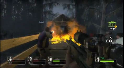 left  dead  beta analysis unseen