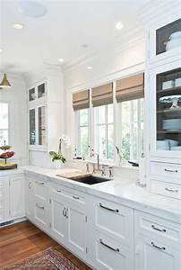 franklin kitchenlab design 3 window s and deep window With kitchen colors with white cabinets with salvador dali wall art
