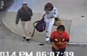 Footage of girls who hit Temple University student with ...