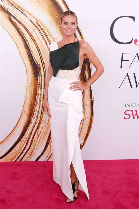 Cfda Awards Best Dressed The Red Carpet